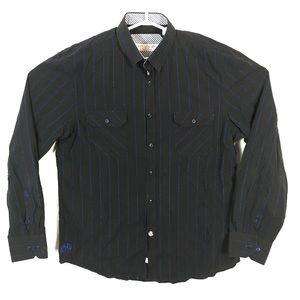 English Laundry John Lennon Shirt Striped